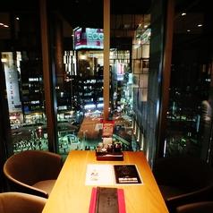 恵比寿の夜景を見渡せるカウンター席◎デート、記念日など心に残る大切な一日を、鼎泰豊恵比寿店でお過ごしください。我々、鼎泰豐は今後もお客様のご満足を第一に、今後もクオリティーとサービス向上、安心、安全にこころがけさらなる美味しさを目指します。世界10大レストランに選ばれたレストラン★