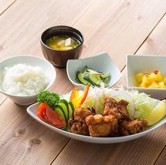旬野菜定食処 庄原食堂の写真