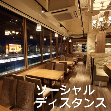 The Oyster House Shizuoka ザ オイスターハウス シズオカ 静岡パルシェ店の雰囲気1