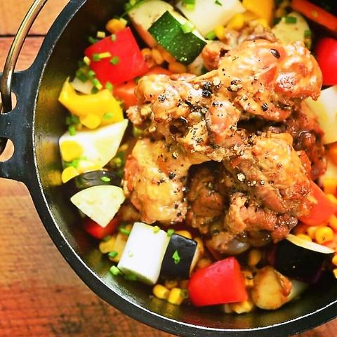 野菜を食べるカレー camp MARKIS静岡店