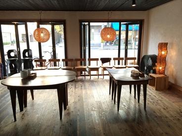 cafe bali gasiの雰囲気1
