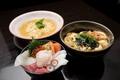 料理メニュー写真海鮮丼・親子丼・ラーメン