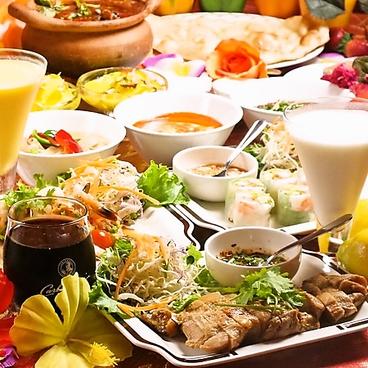 サムラート SAMRAT Asian Kitchen 新宿東口店のおすすめ料理1