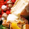 料理メニュー写真花畑牧場の!ラクレットチーズグリル