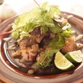 料理メニュー写真スペアリブのハニーバルサミコソース