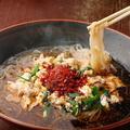 料理メニュー写真新名物 「辛麺」 (ノン辛・小辛・中辛・鬼辛)