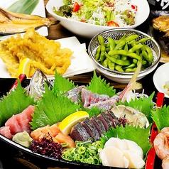 梅田海鮮市場のおすすめ料理1