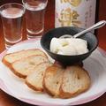 料理メニュー写真チーズ豆ふバケット