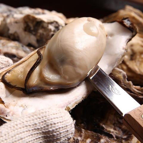 牡蠣食べ放題プラン 90分 2900円より、今期も『痛風鍋』はじまります
