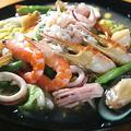 料理メニュー写真小樽海鮮あんかけ焼きそば