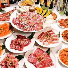 新橋焼肉龍のおすすめ料理1