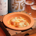 料理メニュー写真そば豆腐のチーズ焼き