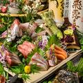 料理メニュー写真◆比内地鶏だけでなく海鮮料理も各種ご宴会で好評頂いております。◆銀座 個室居酒屋 美郷錦