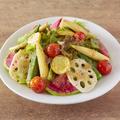 料理メニュー写真グリル野菜サラダ