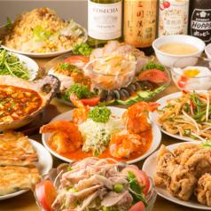 中国家庭料理 佳成イメージ
