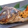 料理メニュー写真鯛のかぶと焼