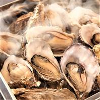 漁師さん直伝の牡蠣のガンガン焼き