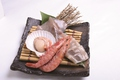 料理メニュー写真【海鮮】海鮮3種盛り
