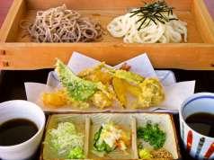 日本そばと天ぷら 草介の特集写真