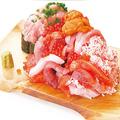 料理メニュー写真【名物】ぶっかけ寿司こぼれ盛り