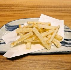 料理メニュー写真ポテトフライ 塩