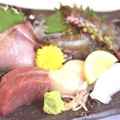 旬彩やすおかのおすすめ料理1
