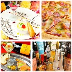 大名洋酒場 串焼きバル Aceのコース写真