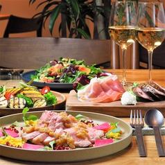 ハッコーズテーブル Hacco's Tableのコース写真