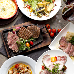 肉料理と赤ワイン ニクバルダカラ 四日市駅前店のコース写真