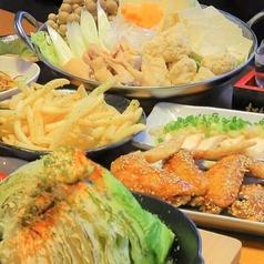 大衆鶏酒場 とり素揚げ 新小岩南口店のおすすめ料理1