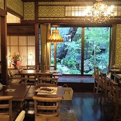 クレープリー 京都 シャンデレールの雰囲気1