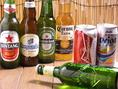 珍しいベルギービールもあり★