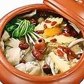 料理メニュー写真≪要予約≫ 汽鍋鶏の漢方蒸し