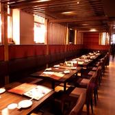 開放的なオープンテーブルです☆≪心斎橋・食べ飲み放題・宴会≫