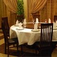 ご家族や友人と愉しむ個室(10名~150名まで利用可)