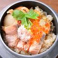 料理メニュー写真北海釜飯
