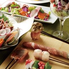 花串バルのおすすめ料理1
