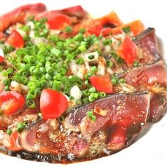 料理メニュー写真海の幸 3種鮮魚のカルパッチョ~バルサミコ風味~