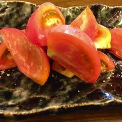 ■冷やしトマトのマリネ