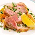 料理メニュー写真イベリコ豚のビステック