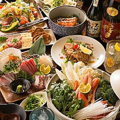 萬菜酒場のおすすめ料理1