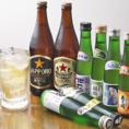 【お酒好き大歓迎!】当店のお料理は、お酒との相性を第一に考えてお作りしています。サワー以外にも、リーズナブルに楽しめるドリンクを豊富に取り揃え。日本酒は、冷酒で楽しめるボトルが充実しています。瓶ビールやハイボールなど、飲み会に必須のドリンクも。各種ご宴会から普段使いまでお気軽にどうぞ