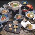 料理メニュー写真湯豆腐会席