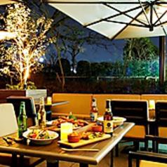 ロサンジェルス バルコニー テラスレストラン&ムーンバー Los Angeles balcony Terrace Restaurant&Moon Bar特集写真1