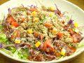 料理メニュー写真沖縄生まれのタコライス