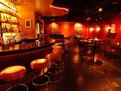 南青山 レッド シューズ Rock Bar REDSHOESの写真