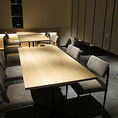 8名~40名まで対応可能な個室は【女子会】や各種パーティーにぴったり♪