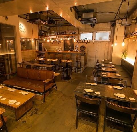 門前仲町にOPENして今年で三年目! 肉族が集うお肉料理と日本ワインをご提供するお店