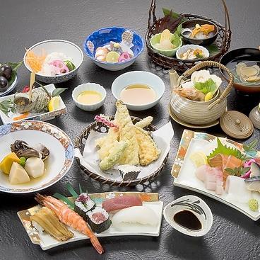千亀利寿司のおすすめ料理1