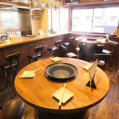 大衆焼肉 さすらいのカンテキ 栄矢場町酒場の雰囲気1